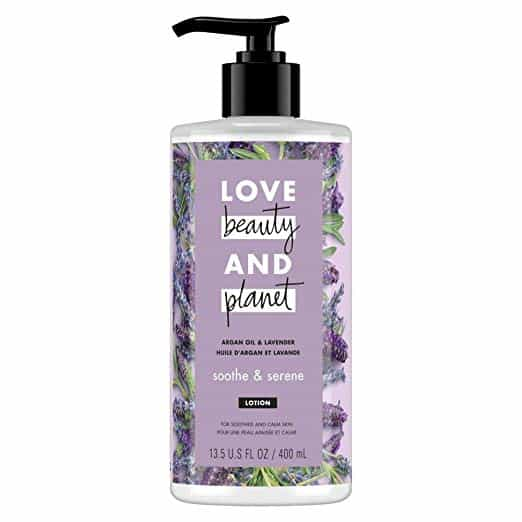 LBP Argan Oil & Lavender Body Lotion