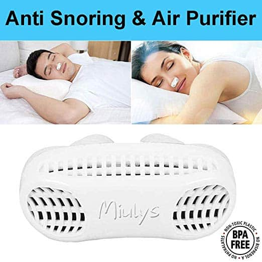Miulys Snore Stopper & Air Purifier Filter
