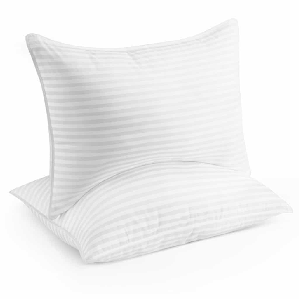 Beckham Hotel Collection Luxury Plush Gel Pillows by Beckham Luxury Linens