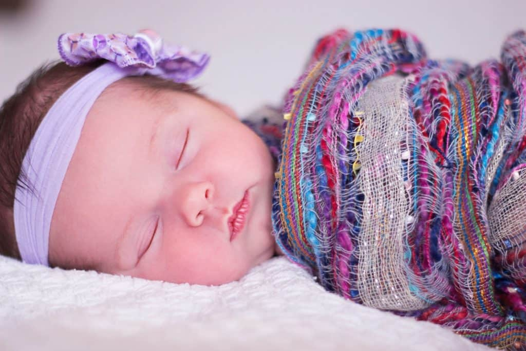 Safe Sleeping Tips For The Baby That Are Effective
