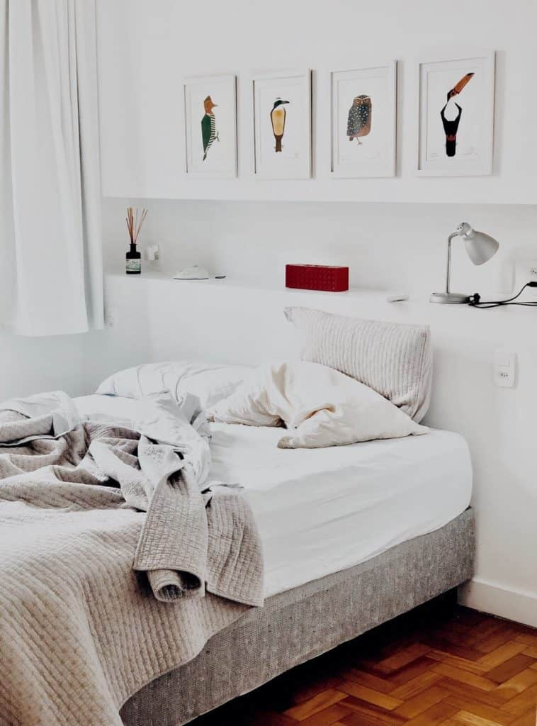 Tips To Have Ideal Bedroom Environment To Sleep