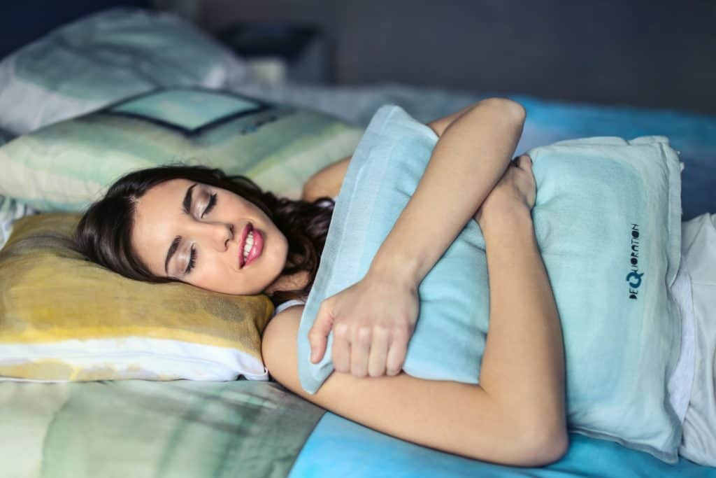 Stressed To Sleep: Signs You're Too Anxiety